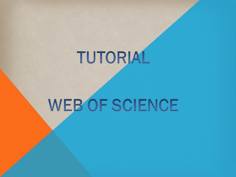 Tutorial_Web_of_Science