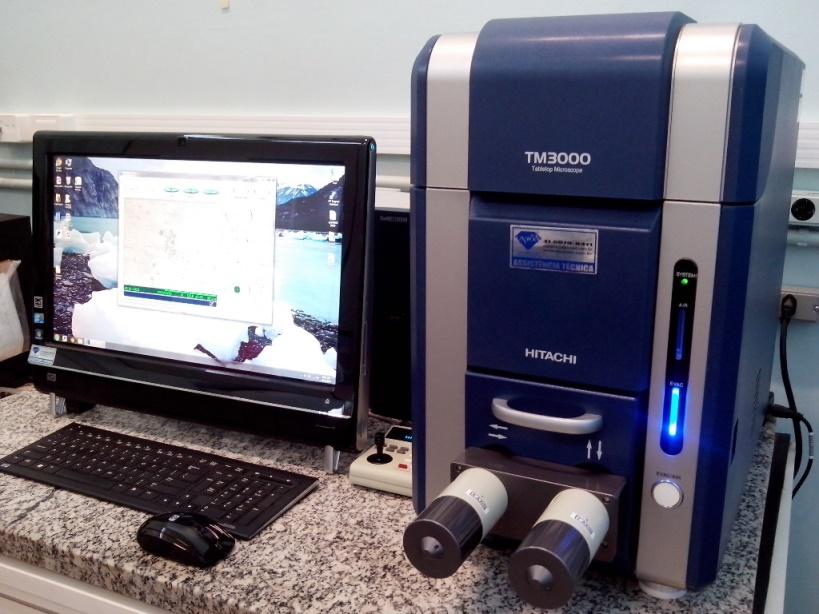 Microscópio Eletrônico de Varredura (MEV)