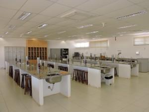 Laboratório Didático Multiusuário de Ciências Básicas II