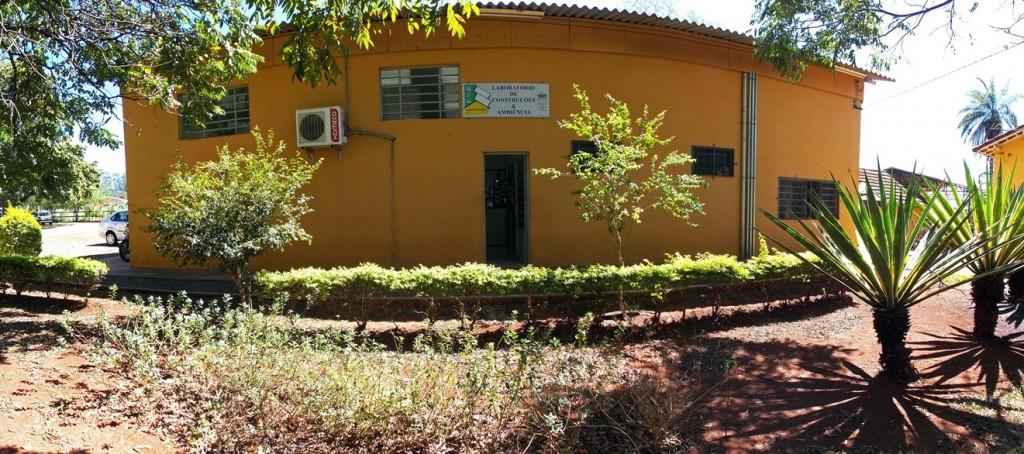 Lab. de Construções e Ambiência (panorâmico)