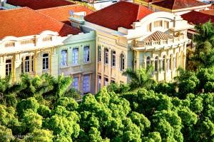 Instituto de Educação de Pirassununga (detalhe)