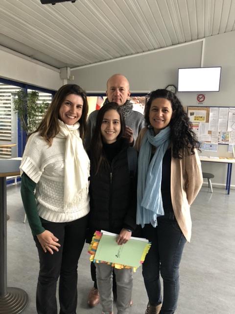 Missão da FZEA na AgroParisTech em Dezembro de 2019