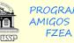 Logo Programa Amigos da FZEA