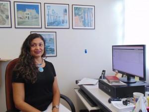 Profa. Dra. Alessandra Lopes de Oliveira