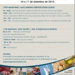 I Encontro da Pós-graduação em Engenharia de Alimentos da FZEA/USP
