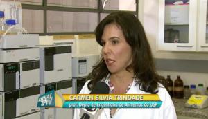 Carmen Sílvia Fávaro Trindade - Foto: EPTV