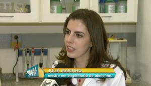 Júlia Fernanda Marinho - Foto: EPTV