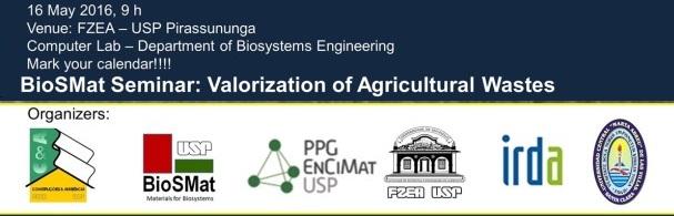 Banner BioSMat Seminar – May 2016 – 16/05/2016