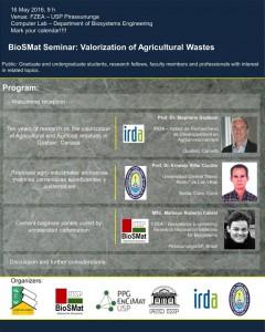 BiosMat Seminar May 2016