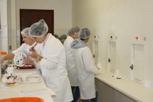 Lab. Multiusuário de Análise Sensorial (ZEA)