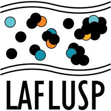 Logo do Lab. de Fluidodinâmica - LAFLUSP/ZEA