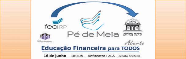 Banner Pé de Meia – Educação Financeira para Todos