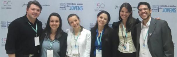 Banner Premiação Programa Jovem Veterinário Nestlé PURINA