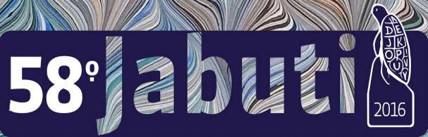 Banner 58º Jabuti 2016