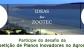 Banner 1ª Competição de Planos Inovadores no Agronegócio