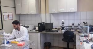 Lab. de Parasitologia e Imunologia de Parasitas (ZMV)
