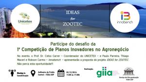 1ª Competição de Planos Inovadores no Agronegócio