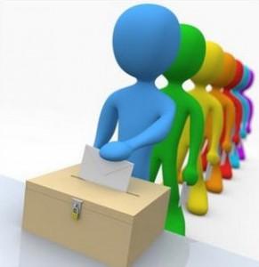 Logo Sistema de Votação Eletrônica USP