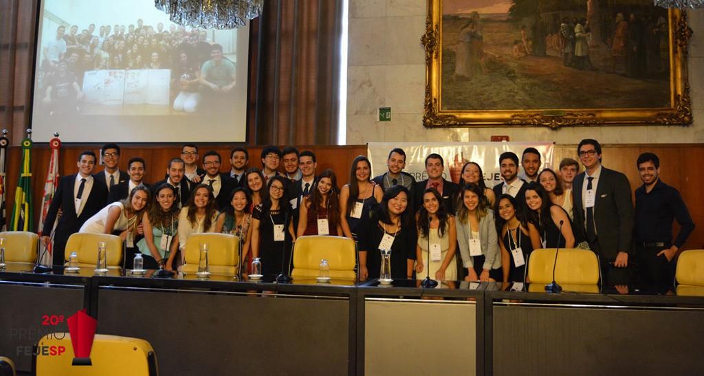 Evento 20° Prêmio FEJESP