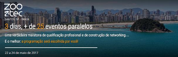 Banner ZOOTEC 2017 - XXVII Congresso Brasileiro de Zootecnia
