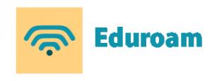 Logo EDUROAM (Wi-Fi)