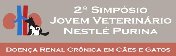 Banner 2º Simpósio Jovem Veterinário Nestlé Purina