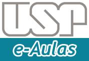 Logo USP e-Aulas