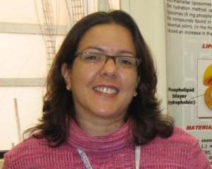 Profa. Dra. Samantha Cristina de Pinho