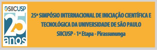 Banner 25º SIICUSP 2017