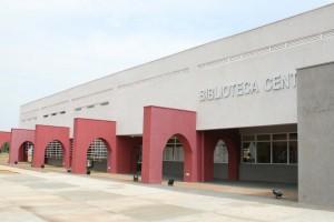 2011 - Novo edifício da Biblioteca Central FZEA. Foto: Régis Gonçalves.