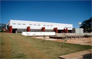 2011 -  Novas instalações da  Biblioteca Central da FZEA. Foto: Régis Gonçalves.