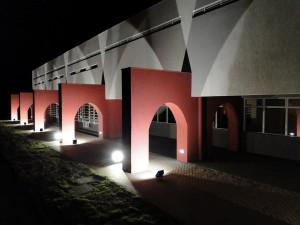 2011 - Novo edifício da Biblioteca Central FZEA. Foto: Wellington Kanno.