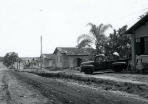 Colônia da Mata, década de 40/50. Foto: Acervo Digital FZEA.