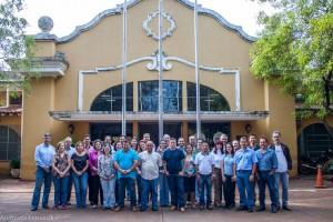 2017 – Docentes e Funcionários ativos do Departamento de Zootecnia (ZAZ). Foto:  Andrezza Maria Fernandes.