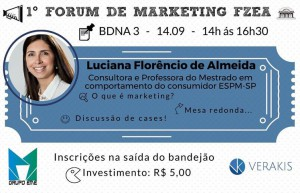 1º Forum de Marketing da FZEA/USP