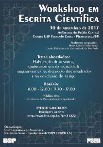 Workshop em Escrita Científica