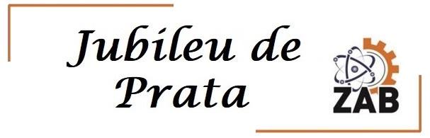 Banner Jubileu de Prata do ZAB