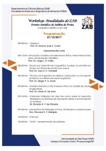 Workshop Atualidades do ZAB (01/12/2017)