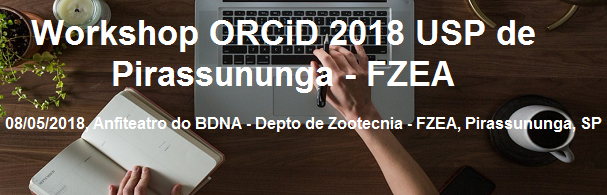 Banner Workshop ORCiD 2018
