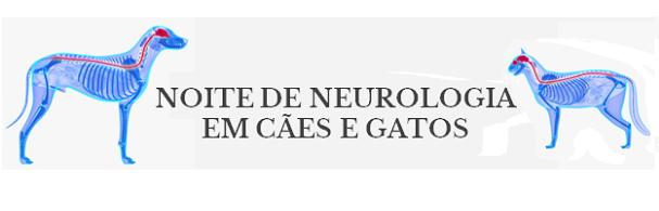 Banner Noite de Neurologia de Cães e Gatos