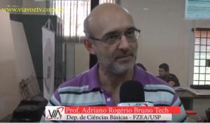Logo entrevista 1º Arduino Day FZEA/USP