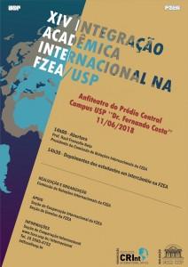 XIV Integração Acadêmica Internacional na FZEA