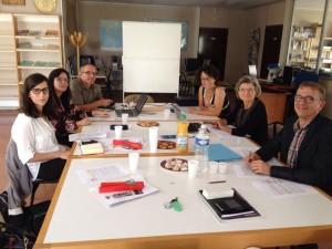 Reunião Montpellier SupAgro - campus Valette