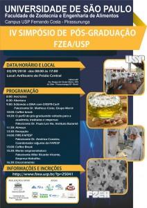 IV Simpósio de Pós-Graduação FZEA/USP