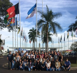 Alunos da FZEA/USP participam da ExpoGenética 2018