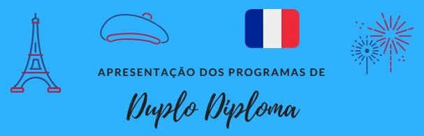Banner Apresentação programas duplo diploma FZEA