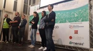 Trófeu Unicórnio - Startup Weekend Santo André<br /><em>(momento de expectativa)</em>