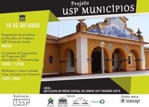 Programa USP Municípios - Pirassununga