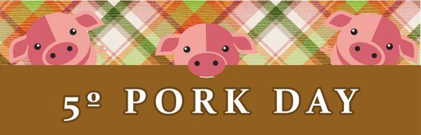 Banner V Pork Day – 2018