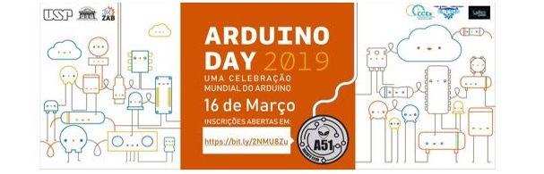 Banner Arduino Day 2019 – FZEA/USP